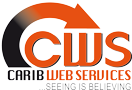 Carib Web Services website designer